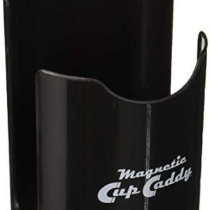 Master Magnetics Magnetic Cup Caddy Holder - Black - Keep Your Favorite Beverage at Hand