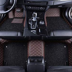 WANGDD Car mats All-Inclusive Four Seasons General car Dedicated mats Leather mats car mats mats,C