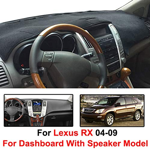 XUKEY Dashboard Cover For Lexus RX 300 330 350 2004-2009 Dash Cover Mat