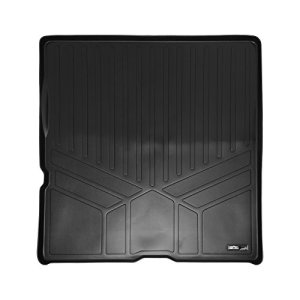 MAXLINER All Weather Cargo Liner Floor Mat Behind 2nd Row Black for 2003-2017 Ford Expedition/Lincoln Navigator (No EL or L Models)