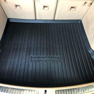 Laser Measured Trunk Liner Cargo Rubber Tray for Porsche MACAN 2015-2020