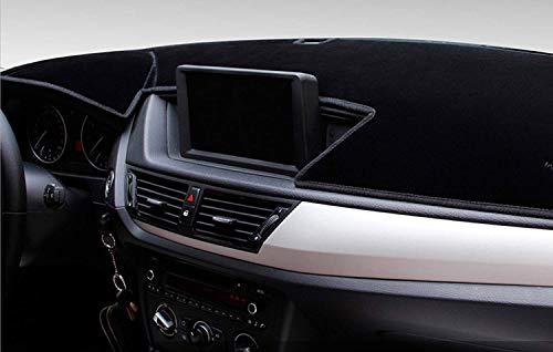 Custom Fit Dashboard Black Center Console Cover Dash Mat AutofitPro Custom Fit Dashboard Black Center Console Cover Dash Mat Protector Sunshield Cover for 2016 2017 2018 2019 Subaru Outback Subaru Legacy