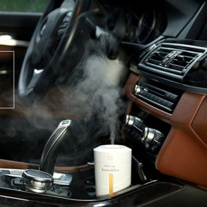 CAR Air Purifier Ultrasonic Humidifier USB Air Purifier LED Night Light Aromatherapy Humidifier LED Night Light