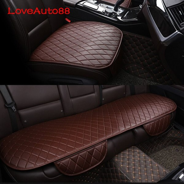 Chair Seat Protector Mat Pad 3PCS For Toyota RAV4 RAV-4 2019 2020