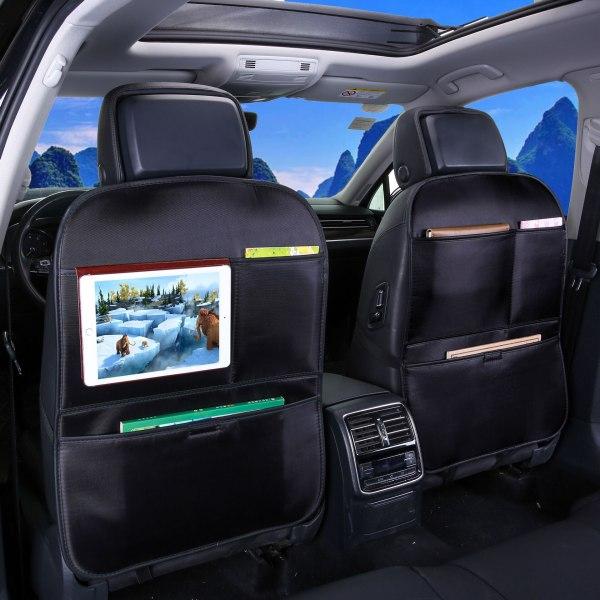 Auto Seat Back Protector Cover Oxford cloth Children Kick Mat