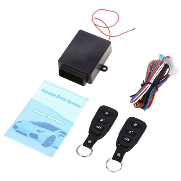 Central Kit Door Lock Locking Vehicle Keyless Entry
