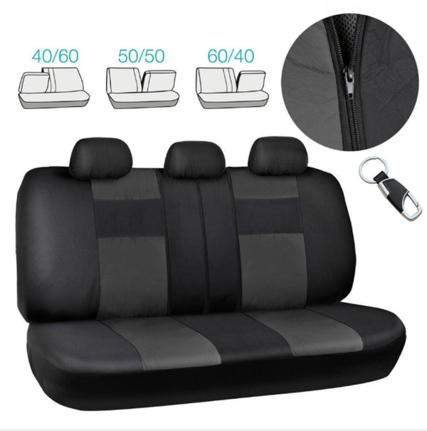 Universal 5-Seat Auto Seat Covers Cars Protector