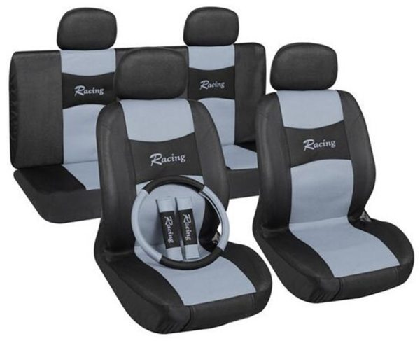Universal Fashion Jacquard Knitted Auto Seat Covers
