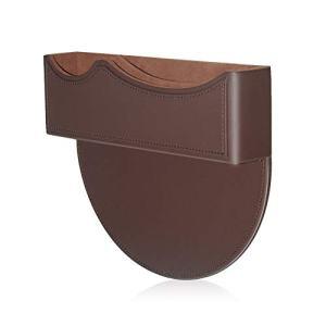 BALMOST Car Seat Gap Filler Organizer, PU Leather