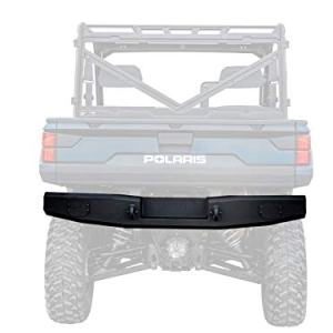 SuperATV Heavy Duty Rear Bumper for Polaris Ranger