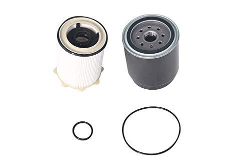 Diesel Fuel Filter Set Water Separator