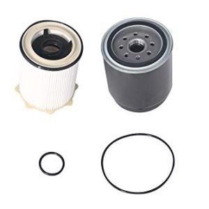 Diesel Fuel Filter Set Water Separator