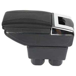 ZENITHIKE Center Console Armrest Storage Box Replaces