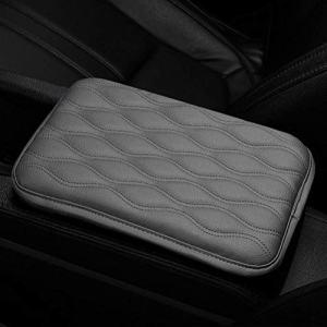 Universal PU Leather Auto Armrest Cushion Pads