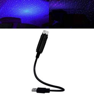 Car Roof Lights USB Star Projector Night Light