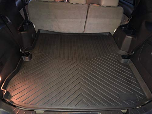 Ford Explorer 2011-2019 Trunk Liner Cargo Rubber Tray
