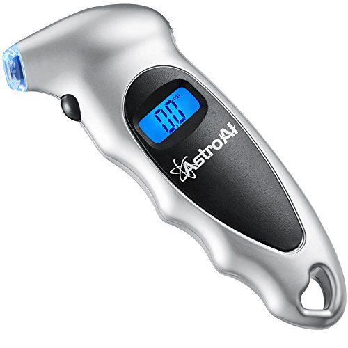 Digital Tire Pressure Gauge 150 PSI 4 Settings for Car