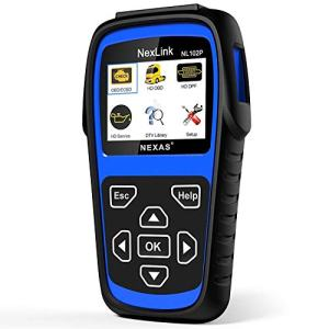 Heavy Duty Truck Scan Tool Plus Auto Scanner