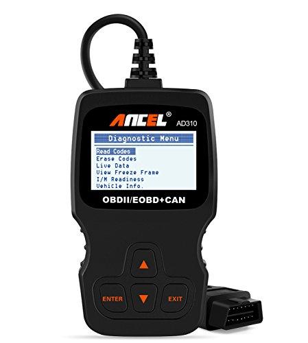 ANCEL AD310 Classic Enhanced Universal OBD II Scanner Car
