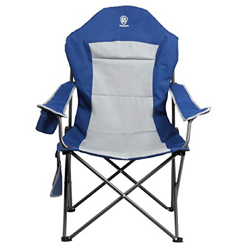 Ever Advanced Portable Padded Quad Arm Chair