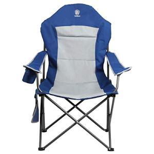 Ever Advanced Portable Padded Quad Arm Chair