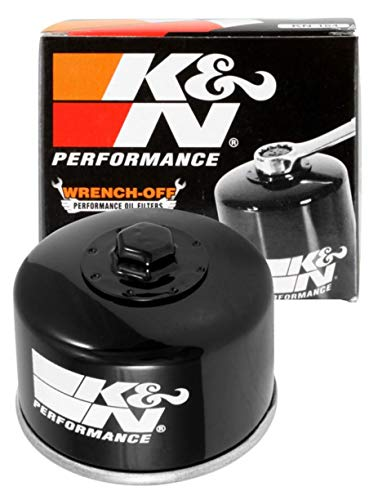 K & N Motorcycle Oil Filter: High Performance