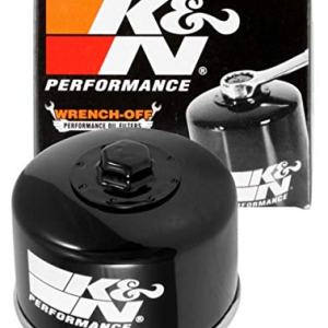 K & N Motorcycle Oil Filter: High Performance