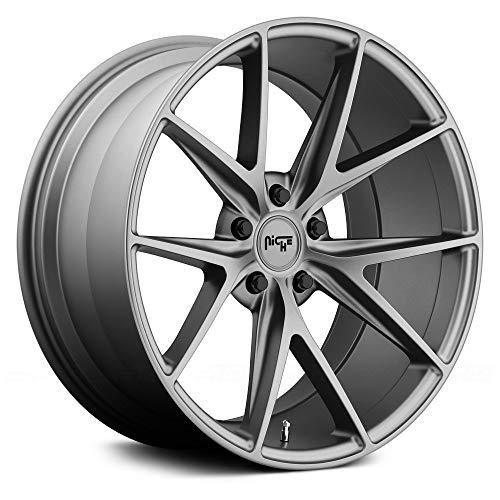 Misano 19x8.5 5x114.3 +45mm Anthracite Wheel Rim