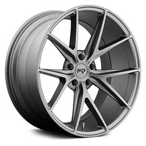 Misano 19x8.5 5x114.3 +45mm Anthracite Wheel Rim