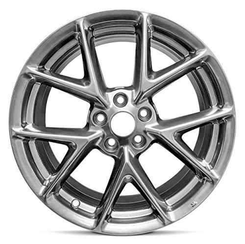 2011 Nissan Maxima 19 Inch Hyper Black Aluminum Rim