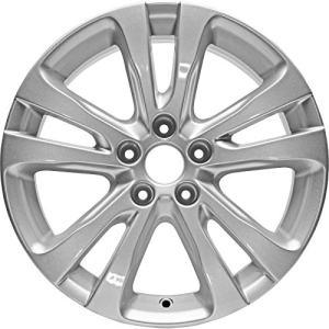 Chrysler 200 Silver Aluminum Alloy Wheel Rim 2015-2017