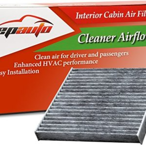 Cabin Air Filter includes Activated Carbon
