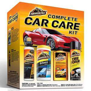Armor All Car Wash and Cleaner Kit (4 Items)