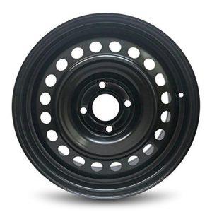 Wheel For 2007-2012 Nissan Sentra 16 Inch 4 Lug Steel Rim
