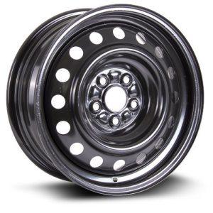 RTX, Steel Rim 15X6, 5X100, 54.1, 39, black finish