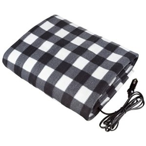 Stalwart - Electric Car Blanket- Heated 12 Volt