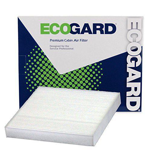 ECOGARD Premium Cabin Air Filter Fits Acura