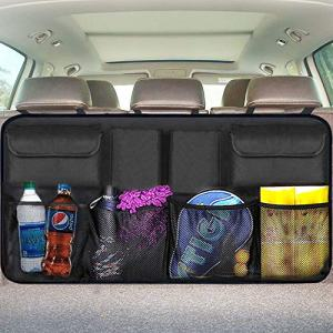 Car Organizer Backseat Car Storage for SUV