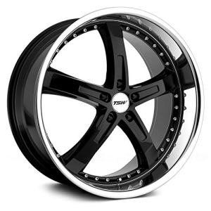 Gloss Black Wheel Rim Jarama 19x8 5x120