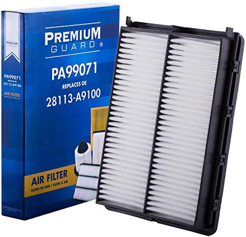 PG Air Filter   Fits 2016-20 Kia Sorento, 2015-20 Sedona