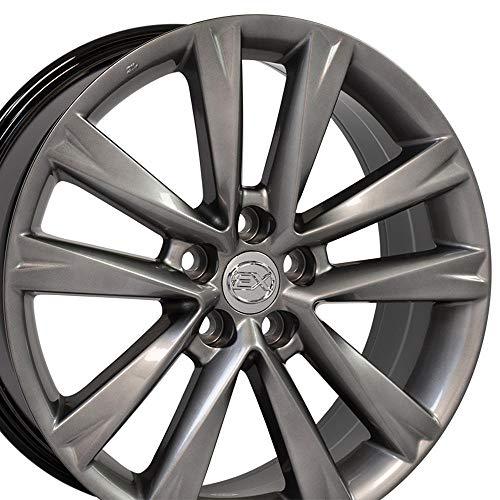 OE Wheels 19 Inch Fits Lexus Toyota Avalon Camry Matrix