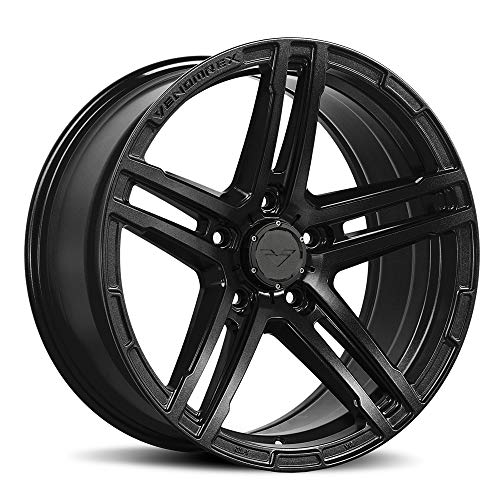 VENOMREX 17 Inch Flow Forged Wheel Compatible with Jeep Wrangler JK