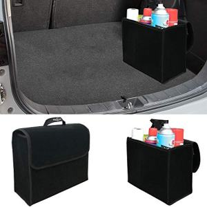 Durable Collapsible Cargo Storage with Non Slip Bottom