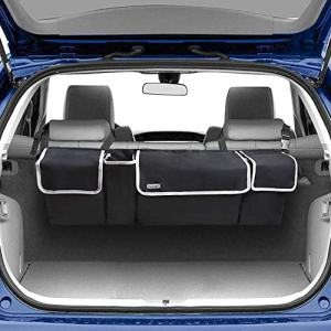 Backseat Trunk Organizer for SUV & Car
