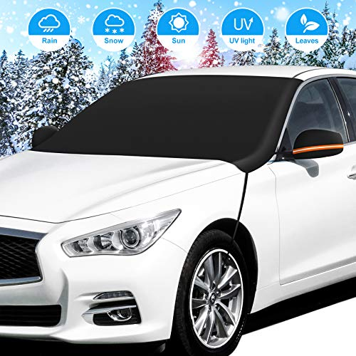 Winter Snow Defender Frost Guard Sun Shade Protector