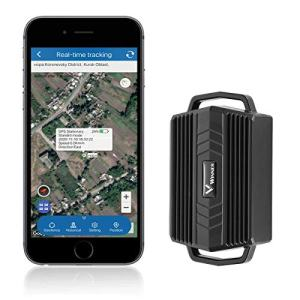 Real Time GPS Tracker for Vehicles Waterproof Tracking Device