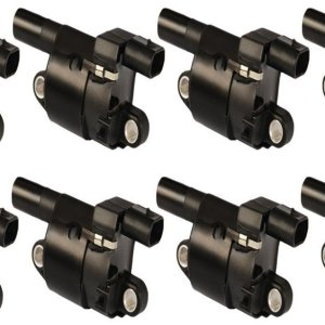 ENA Round Ignition Coil Pack of 8