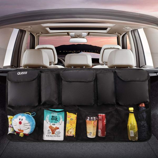 Trunk Hanging Organizers Storage with Lids