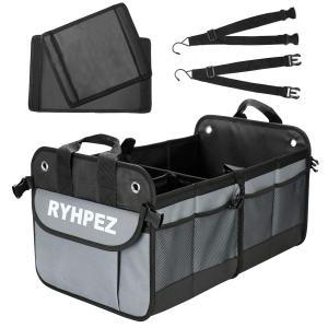Ryhpez Car Trunk Organizer and Storage