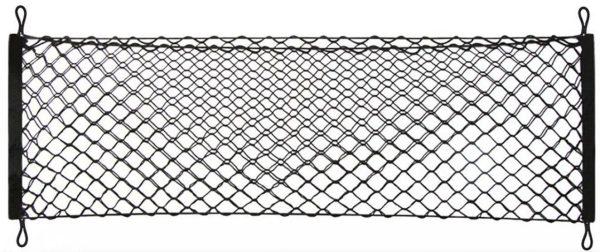Heavy Duty Cargo Net Stretchable, Universal Adjustable Elastic Truck Net